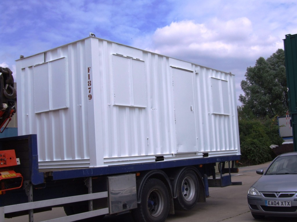 Used Cabins for Sale & Hire from Flintham Cabins