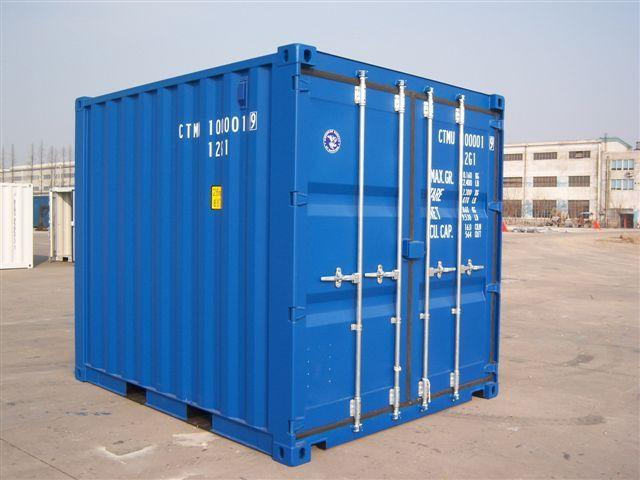 10ft Steel Container Unit from Flintham Cabins