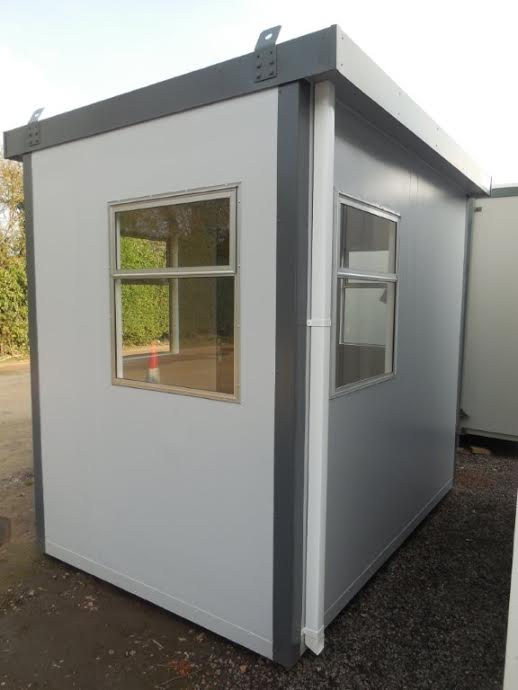 9 Foot Security Hut from Flintham Cabins