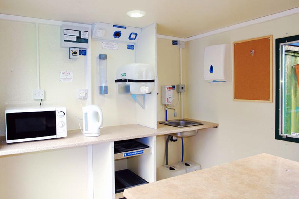 Welfare & Mobile Premium Interior Features
