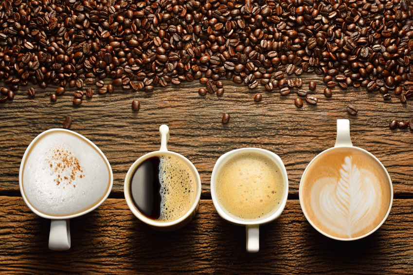 Cups of coffee iStock_000049292204_Small