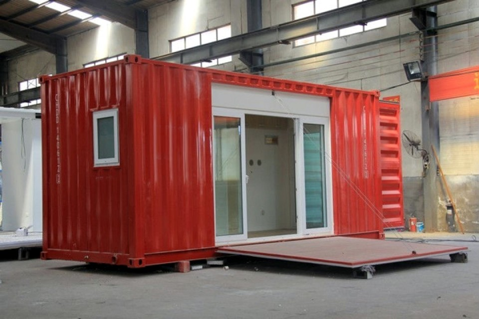 Premium Pop Up Unit from Flintham Cabins