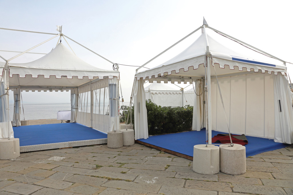 Exhibition Gazebo