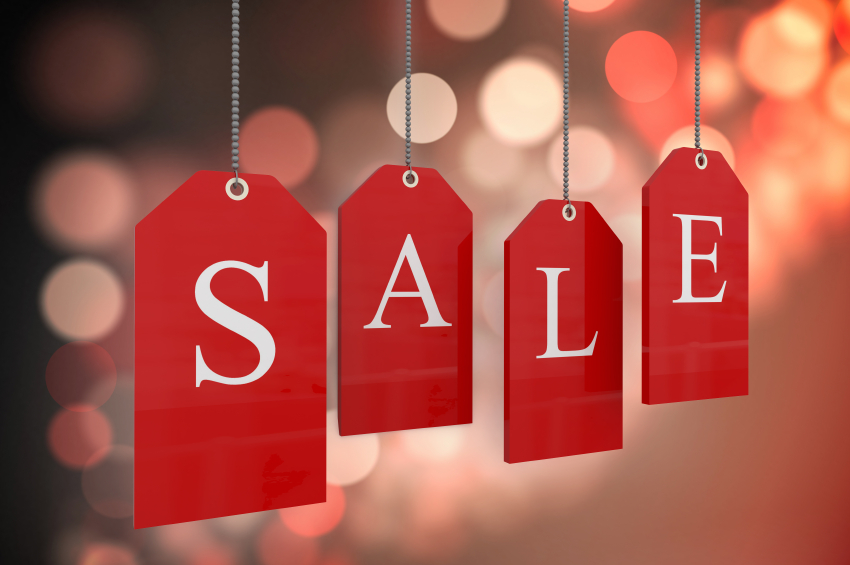 Composite image of red sale tags iStock_000054535744_Small
