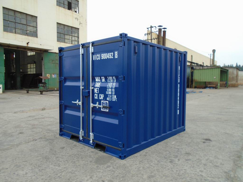 Compact Steel Containers for Sale and for Hire from Flintham Cabins