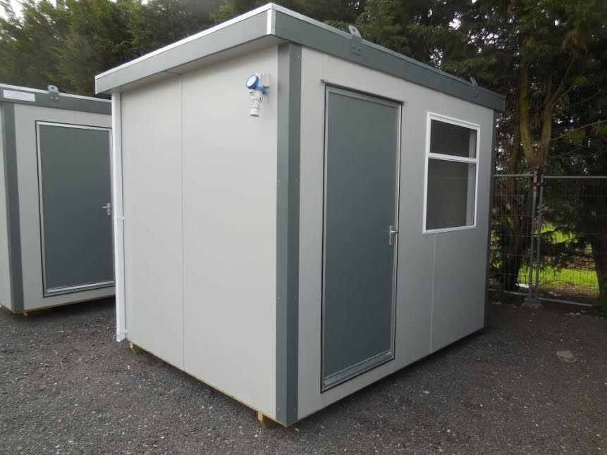 Premium High Security Units from Flintham Cabins