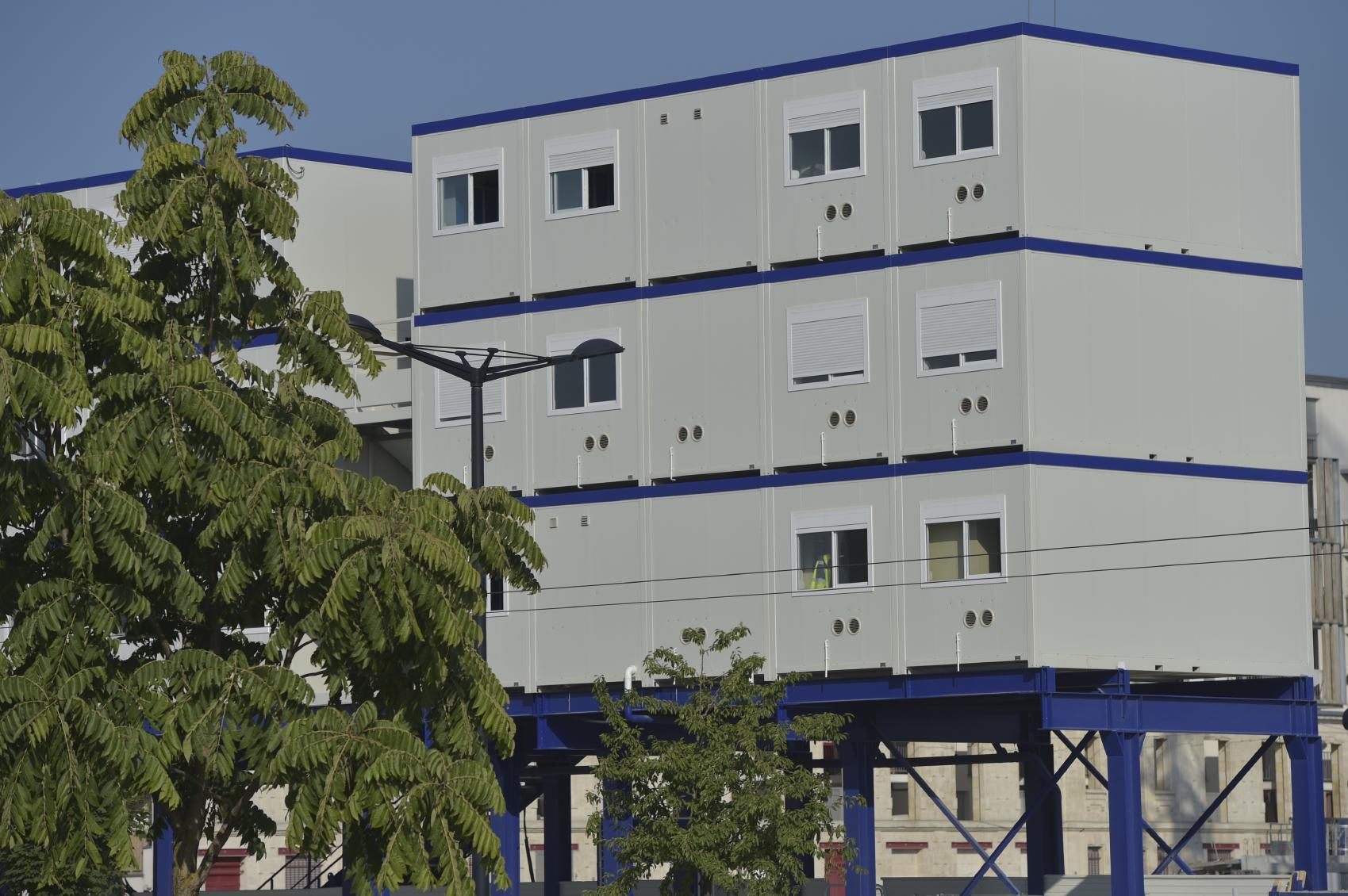 modular building: new kid on the everblock