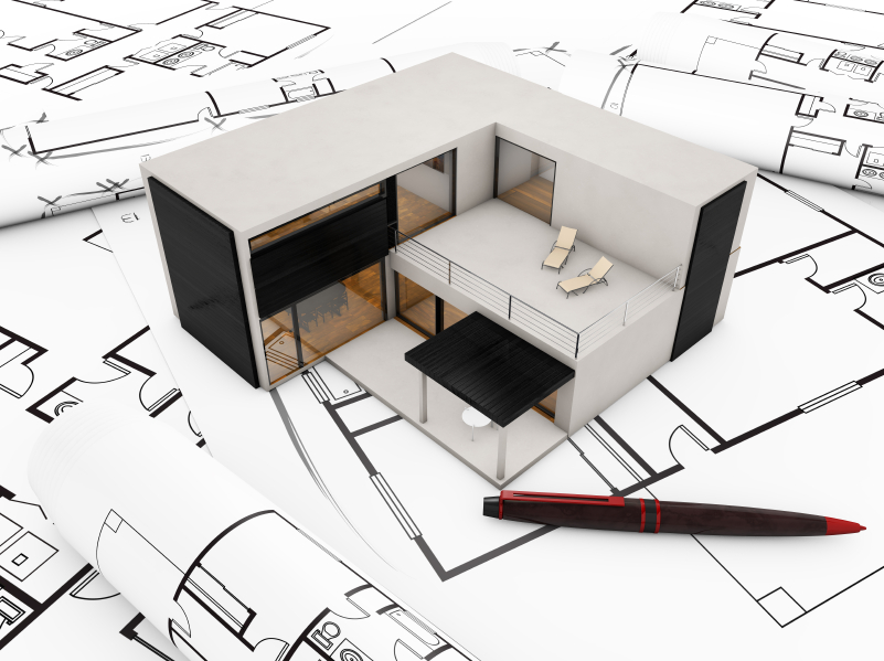 Container Home Layout