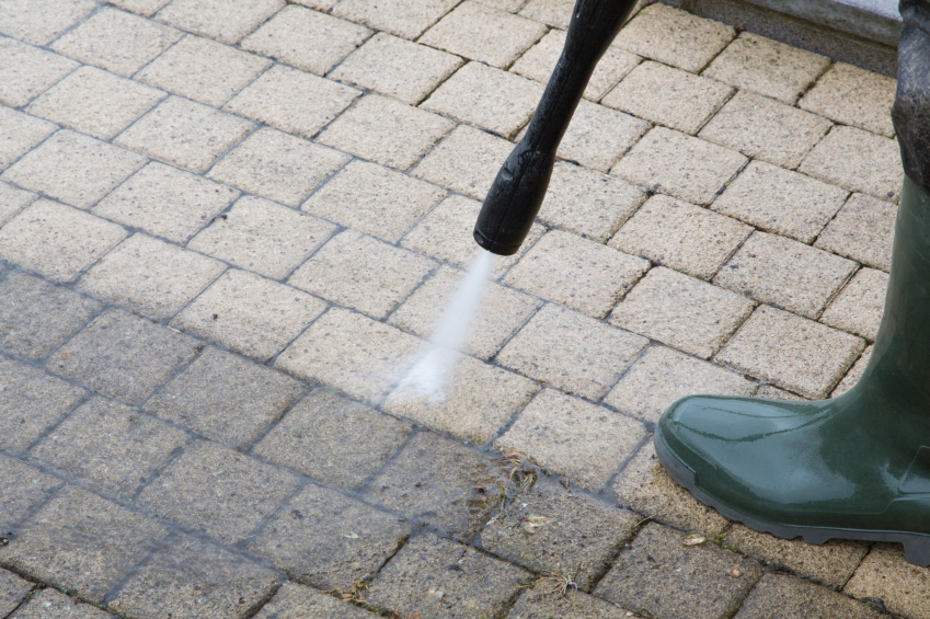 High Pressure Cleaning - 16