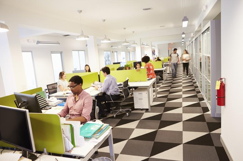 Interior Design Ideas for Portable Offices