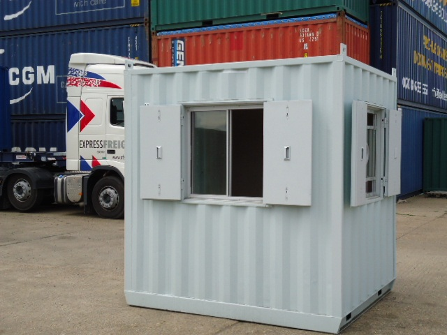 Gatehouse Unit Sold by Flintham Cabins