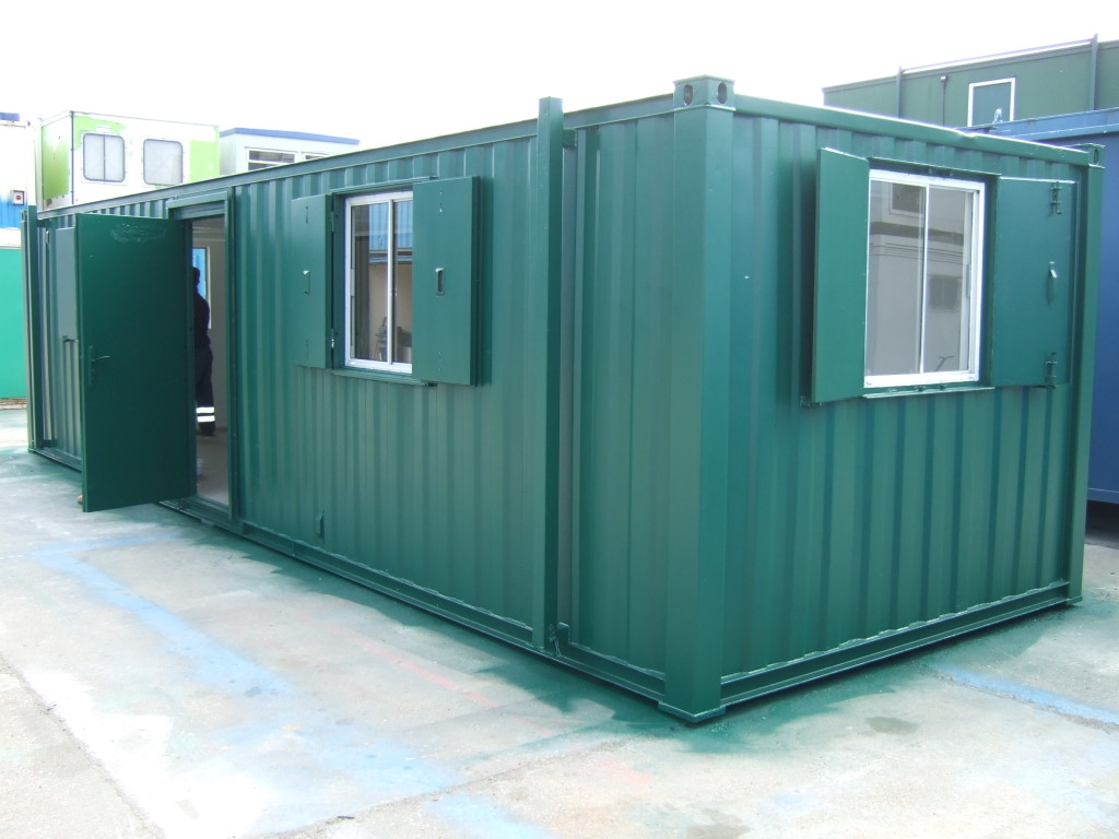 Shipping Container Unit
