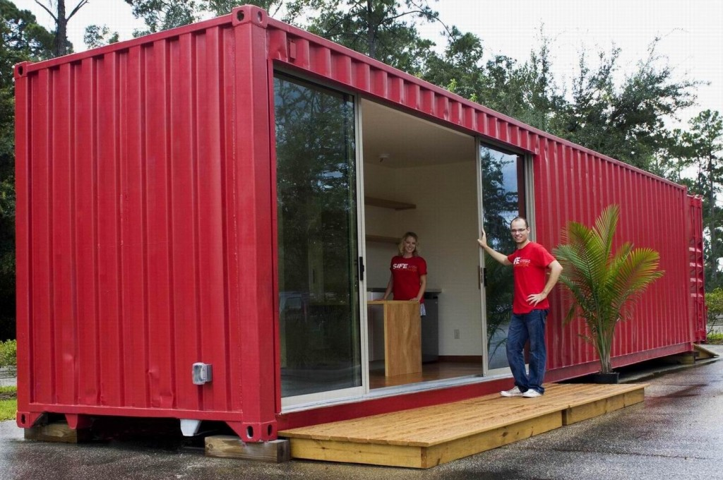 pop up container