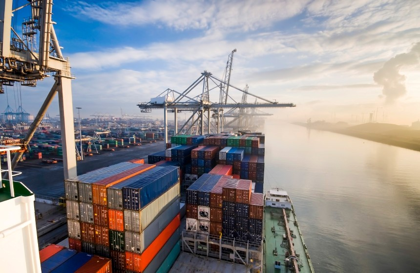 Steel shipping containers should be waterproofed if used for overseas transport